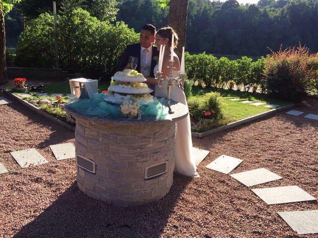 Il matrimonio di Christian  e Martina  a Fagnano Olona, Varese 3