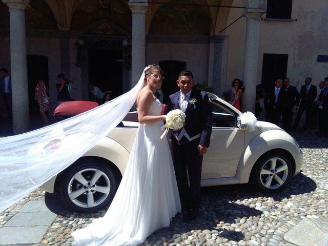 Le nozze di Martina  e Christian