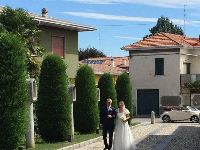 Il matrimonio di Christian  e Martina  a Fagnano Olona, Varese 4