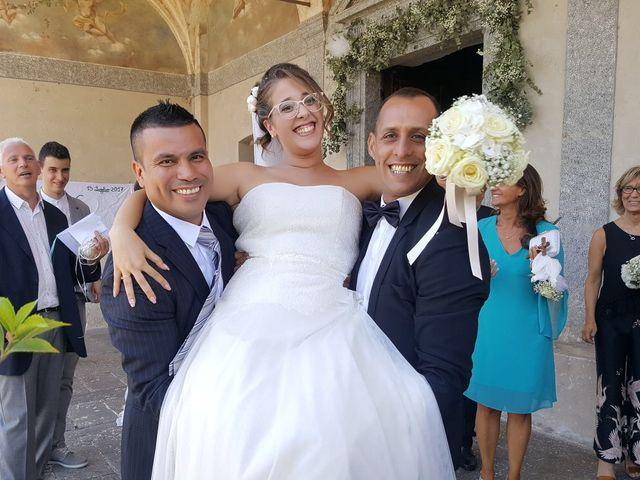 Il matrimonio di Christian  e Martina  a Fagnano Olona, Varese 1
