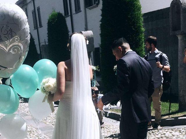 Il matrimonio di Christian  e Martina  a Fagnano Olona, Varese 8