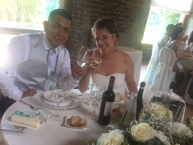 Il matrimonio di Christian  e Martina  a Fagnano Olona, Varese 11