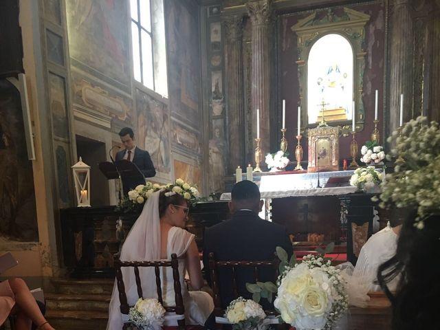 Il matrimonio di Christian  e Martina  a Fagnano Olona, Varese 21