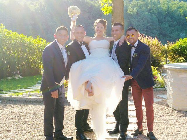 Il matrimonio di Christian  e Martina  a Fagnano Olona, Varese 24