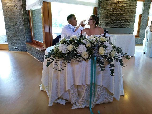 Il matrimonio di Christian  e Martina  a Fagnano Olona, Varese 27