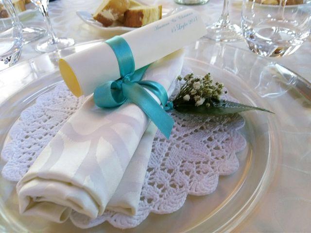 Il matrimonio di Christian  e Martina  a Fagnano Olona, Varese 30