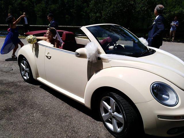 Il matrimonio di Christian  e Martina  a Fagnano Olona, Varese 31