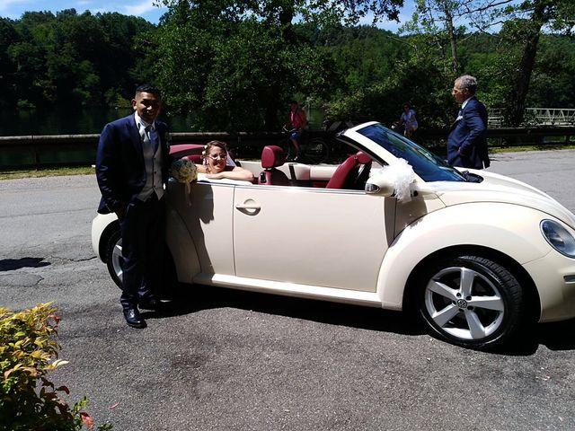 Il matrimonio di Christian  e Martina  a Fagnano Olona, Varese 32