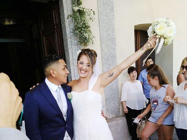 Il matrimonio di Christian  e Martina  a Fagnano Olona, Varese 33