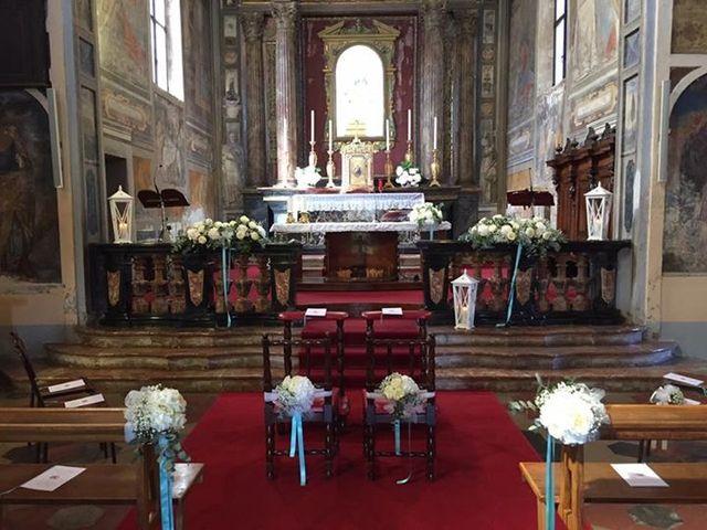 Il matrimonio di Christian  e Martina  a Fagnano Olona, Varese 36