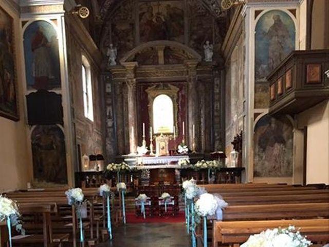 Il matrimonio di Christian  e Martina  a Fagnano Olona, Varese 37