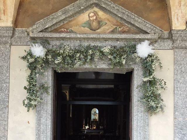 Il matrimonio di Christian  e Martina  a Fagnano Olona, Varese 38