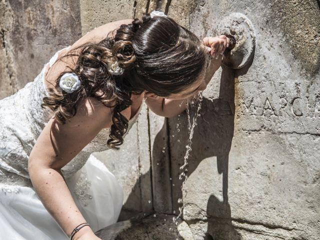 Il matrimonio di Sandro e Aurora a Roma, Roma 2