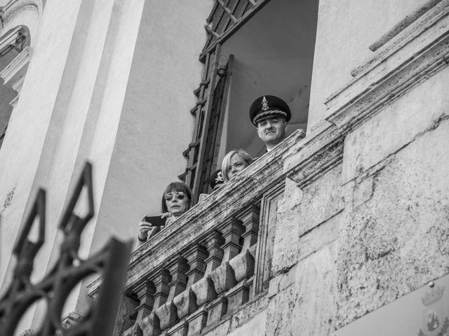 Il matrimonio di Sandro e Aurora a Roma, Roma 18