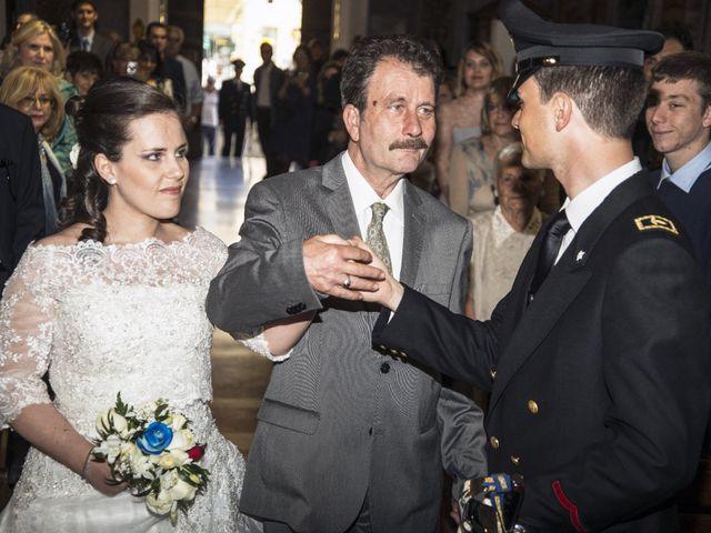 Il matrimonio di Sandro e Aurora a Roma, Roma 21