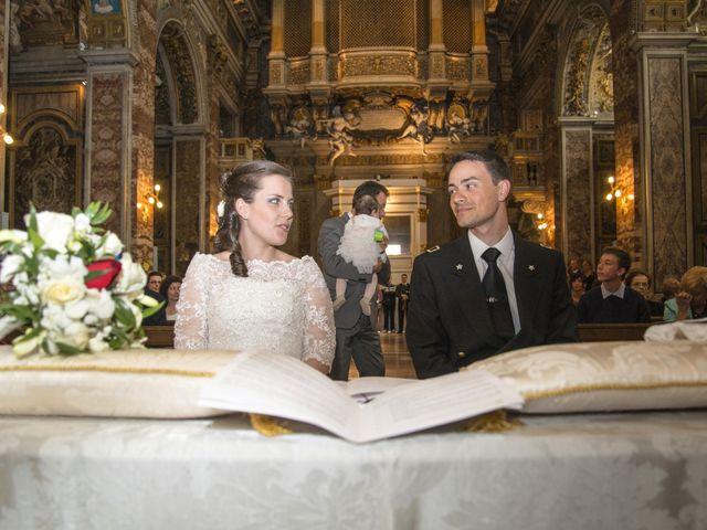 Il matrimonio di Sandro e Aurora a Roma, Roma 23