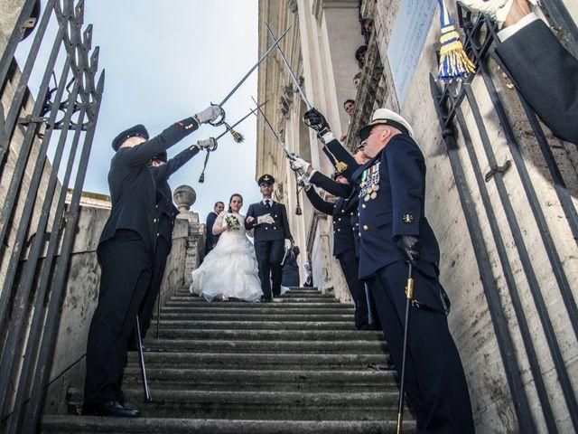 Il matrimonio di Sandro e Aurora a Roma, Roma 31