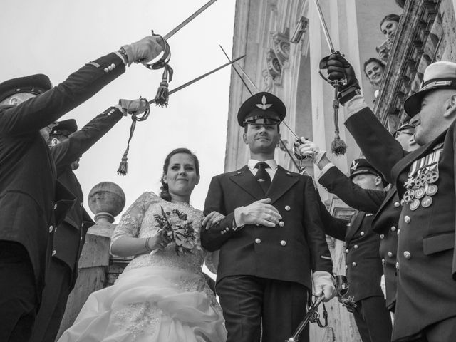 Il matrimonio di Sandro e Aurora a Roma, Roma 32
