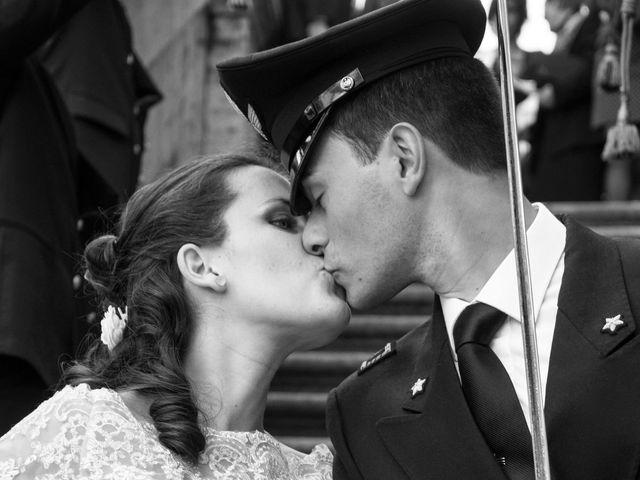 Il matrimonio di Sandro e Aurora a Roma, Roma 33