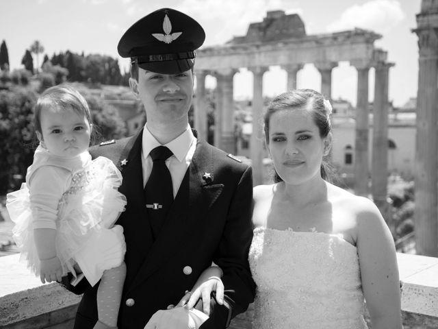 Il matrimonio di Sandro e Aurora a Roma, Roma 37