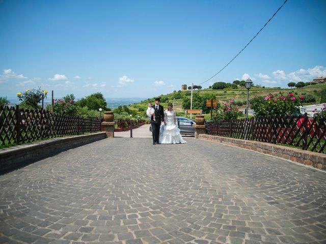 Il matrimonio di Sandro e Aurora a Roma, Roma 39