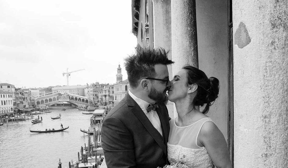 Il matrimonio di Francesco e Erika  a Venezia, Venezia