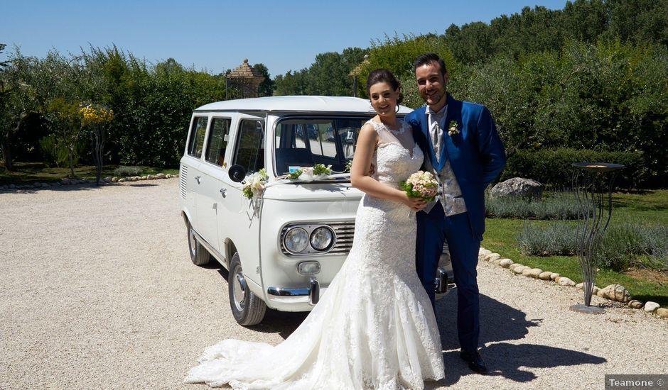Il matrimonio di Andrea e Anastasia a Miglianico, Chieti