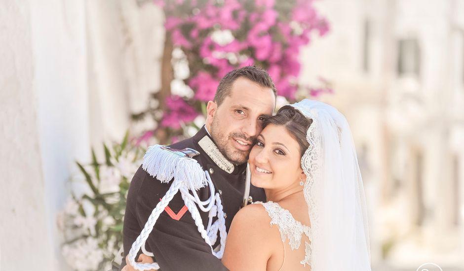 Il matrimonio di Ciro e Serena a Carosino, Taranto