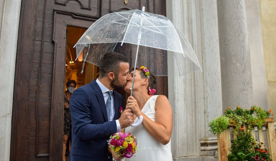 Il matrimonio di Silvio e Marta a Castegnato, Brescia