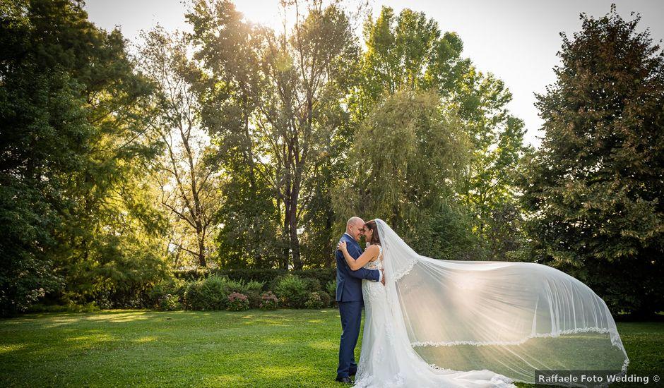 Il matrimonio di Giuseppe e Alessandra a Malgesso, Varese