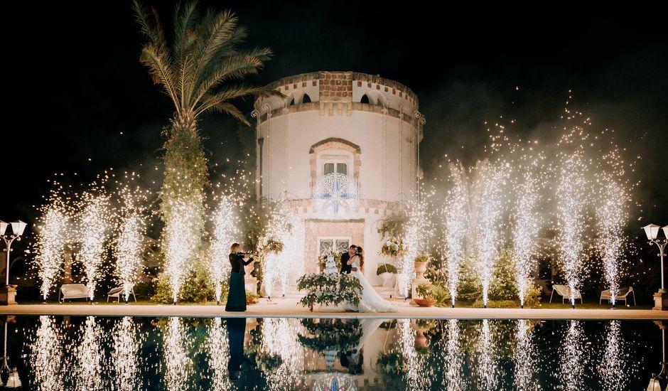 Il matrimonio di Daniel e Giusy  a Aradeo, Lecce