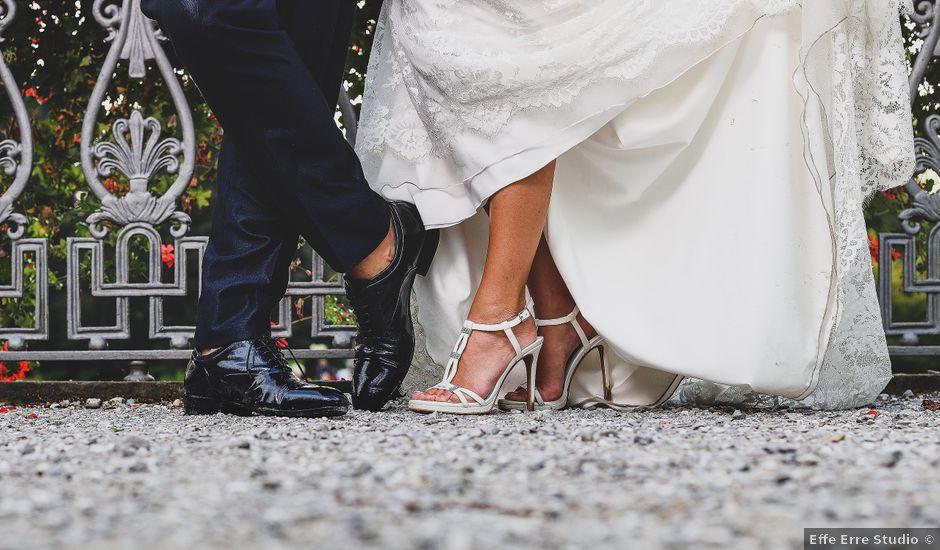 Il matrimonio di Mattia e Federica a Annone di Brianza, Lecco