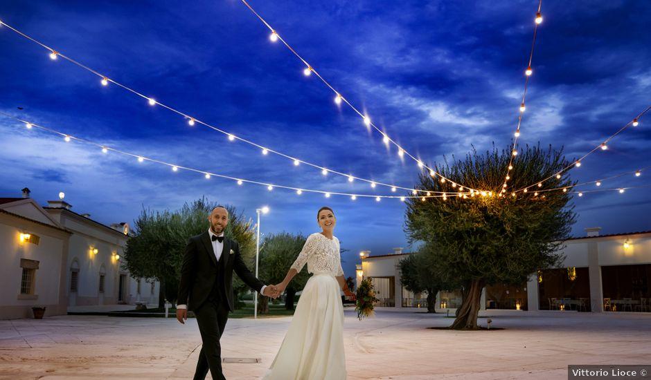 Il matrimonio di Stefano e Veronica a Foggia, Foggia