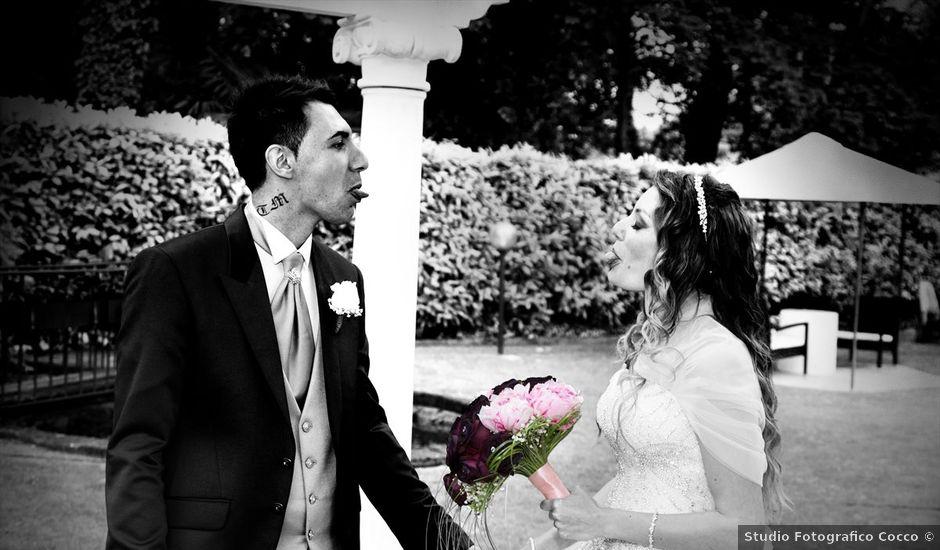 Il matrimonio di Fabio e Beatrice a Saronno, Varese