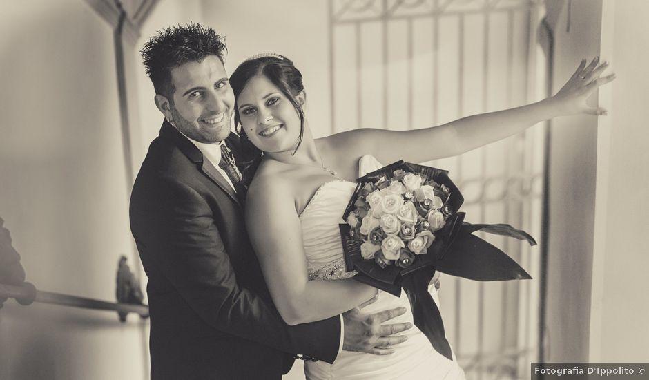 Il matrimonio di Antonio e Rosalinda a Lercara Friddi, Palermo