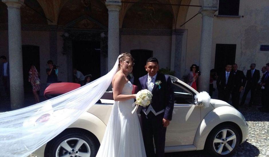 Il matrimonio di Christian  e Martina  a Fagnano Olona, Varese