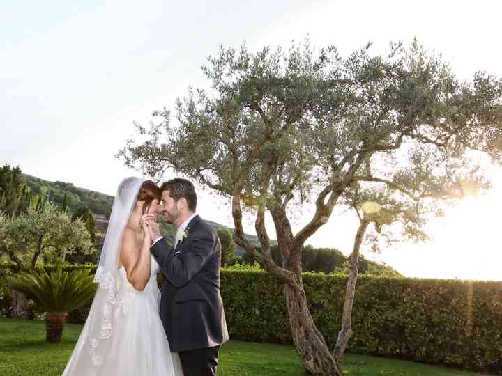 Le nozze di Nella e Marcello