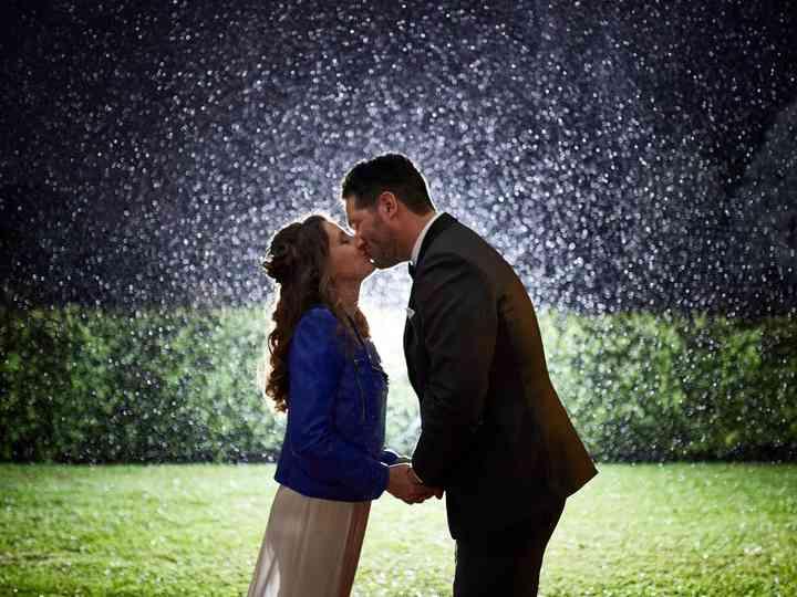 Le nozze di Serena e Mauro