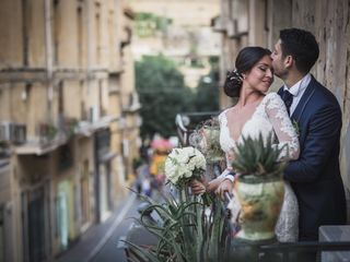 Le nozze di Stella e Salvatore