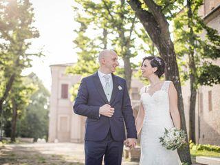 Le nozze di Maria e Mirko
