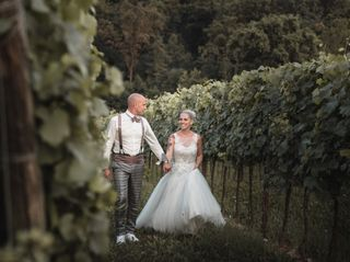 Le nozze di Luca e Linda