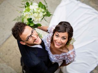 Le nozze di Audrey e Riccardo