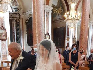 Le nozze di Benedetta e Rodolfo 1