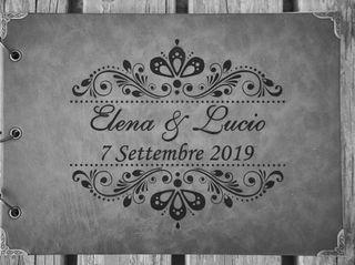 Le nozze di Elena e Lucio 1