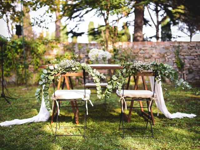 Il matrimonio di Federico e Giulia a Collesalvetti, Livorno 13