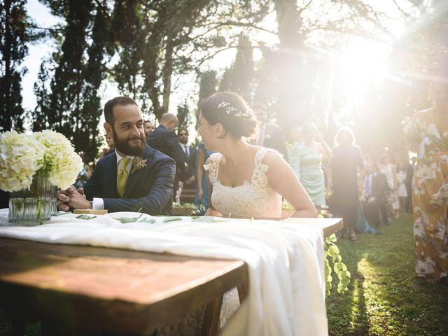 Il matrimonio di Federico e Giulia a Collesalvetti, Livorno 16