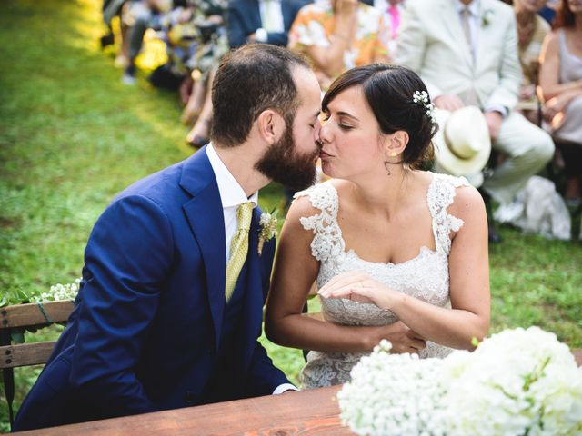 Il matrimonio di Federico e Giulia a Collesalvetti, Livorno 17