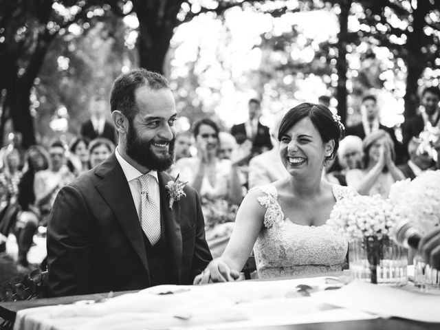 Il matrimonio di Federico e Giulia a Collesalvetti, Livorno 18