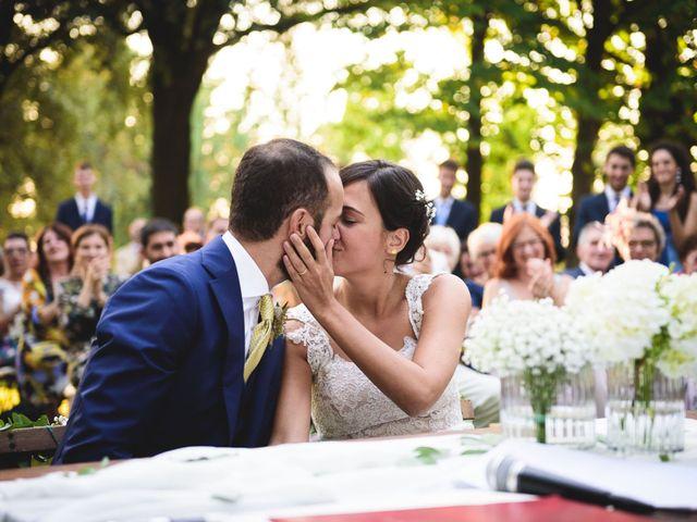 Il matrimonio di Federico e Giulia a Collesalvetti, Livorno 1