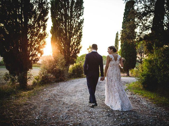 Il matrimonio di Federico e Giulia a Collesalvetti, Livorno 20